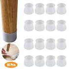 8/16PCS Basin Sink Overflow Cover Bathroom Hole Trim Ring Insert Replacement Cap