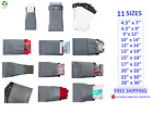Recyclable Postage Grey Mailing Bags Plastic Poly Postal Bags Self Seal 11 SIZES