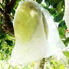 Garden Plant Fruit Protect Drawstring Net Bag Against Insect Bird Pest X0a9