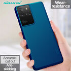 For Samsung Galaxy S21 Ultra S21 5G Nillkin Super Frosted Matte Hard Case Cover