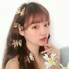 Moving Wing Butterfly Hair Clips Metal Hairpin Bangs Side Clip Women Hair Access