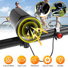 Waterproof Bike Handlebar Horn Cycling Electric Bicycle Ring Bell Alarm 120db