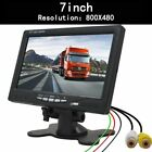 Car Mirror Monitor ABS Digital TFT LCD Display Adjustable Rear View Camera Tools picture