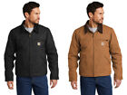 Carhartt Men's Duck Detroit Jacket Black or Brown FREE SHIPPING