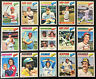 1977 Topps Lot (30) Dale Murphy Rookie Card-Mike Schmidt-Dave Winfield-Fisk-Eck