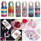 Golden Loose Powder Paper Tape Hand Account Stickers Decoration DIY Supplies