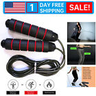 4packs Jump Ropes - Speed Skipping Rope Tangle Free Jumping Workout Fitness Us D