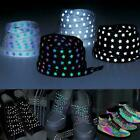 Sneakers Shoelaces Holographic Reflective Star High-glossy Reflective Laces Y8M0