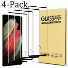 For Samsung Galaxy S21 Ultra 5G Full Coverage Tempered Glass Screen Protector