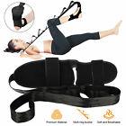 Yoga Ligament Stretching Belt Foot Drop Strap Leg Training Foot Ankle Correction