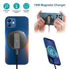 Qi Universal Phone Charging Pad 15W Wireless Magnetic Fast Charger for iPhone 12