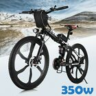 VIVI S1 26'' Electric Bike Mountain Bicycle City Fol EBike 21 Speed Bike