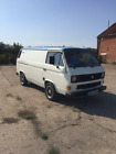 T25 VW Panel Van genuine 31,000 miles! Bare metal re-spray <br/> Has to be one of if not the lowest mile van out there