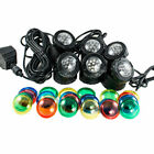 Submersible Underwater LED Pond Light Kits (5 Models) for Pond Fountain US