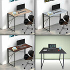 Large Wooden Computer Laptop Desk Multipurpose Study Table Foldable Home Office