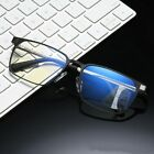 Titanium Photochromic Multifocal Progressive Business Reading Glasses Transition