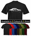 *NEW* Mens Premium T-Shirt Ford Escort Mk1 RS2000 Mexico RS1800 Colour Options