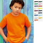 Fruit of the loom Kinder T-Shirt Valueweight Kids Junge Mädchen Shirt Value