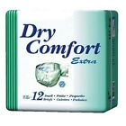 Tena Dry Comfort EXTRA Adult Briefs diapers S,M,L,XL FREE SHIPPING!