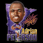 NFL-Adrian Peterson T-Shirt All Sizes And Colors