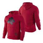 Nike MANCHESTER UNITED 2011 CORE Hooded Top NEW RED