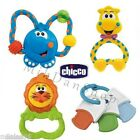 CHICCO BABY FUN TEETHING RATTLE TOY 3m+