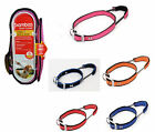 Bamboo Quick Control Dog Collar w/Quick Control Handle