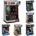 LEGO® Uhr Kinderuhr Star Wars Darth Maul Darth Vader Anakin Yoda Stormtrooper...