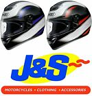 SHOEI RAID 2 LITHIUM MOTORCYCLE MOTORBIKE FULL FACE CRASH HELMET LID HAT J&S