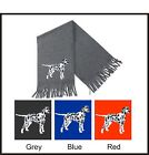 Dalmatian Scarf Embroidered by Dogmania