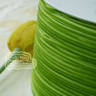 "3mm 1/8"" Lawn Green Velvet Ribbons Craft Sewing Trimming Scrapbooking #53"