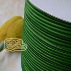 "3mm 1/8"" Green Velvet Ribbons Craft Sewing Trimming Scrapbooking #60"