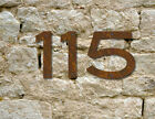 Set of 3 - Custom House Numbers / Numbers / Letters / Initials / Wall / Hanging