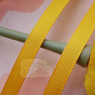 50 Yards Orange Grosgrain Ribbons Sewing Scrapbooking Craft 6mm,10mm,15mm #136