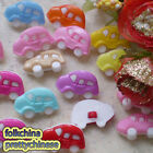 Assorted Classic Car 25mm Plastic Buttons Sewing Scrapbooking Cardmaking CCB