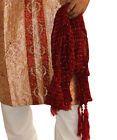 New  Mens Style Sherwani Dupatta  Kurta Shawl Scarf  Groom Wedding Stole