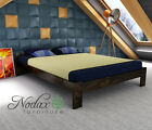 "Double Bed""Celinka "" new wooden 4ft 6in  pine oak walnut alder furniture"