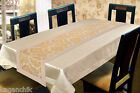 Set Tablecloth + runner Romantex 240 X 150 CM Israel Gift