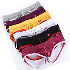 Bulge Mesh Elastic Fancy Sexy Men's Underwear Boxers Trunks Shorts Jockstraps