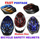 Medium Size 56-58cm Adjustable Bicycle Cycle Skateboard Safety Helmet Helmets BN