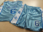 MIAMI BOYS/ GIRLS  BASKETBALL TOP & SHORTS SET, AGE: 2 YRS, NEW