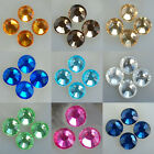 16ss(4mm) High Quality Iron crystal on Flatback Hot fix Rhinestones Pick