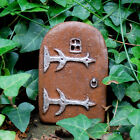 Fairy Doors Small Medium or Large Available For Garden Or Home Resin Wood Effect