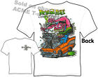 Big Daddy T Shirts 57 Chevy 1957 Beyond Nuts Rat Fink Apparel Sz M L XL 2XL 3XL