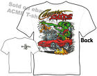 Rat Fink Tee Shirts Camaro Guts Ed Big Daddy Roth T Shirts, Sz M L XL 2XL 3XL