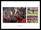 Wales Rugby 2005 Grand Slam Montage Photo Memorabilia (WAMU05)