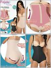 Thermal Strapless Panty Body Shaper Virtual Sensuality, Faja Ruductora Termica
