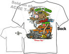 Rat Fink Tshirt Need For Speed Big Daddy Roth T Shirts 32 Ford Sz M L XL 2XL 3XL