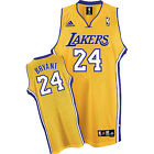 Los Angeles Lakers Kobe Bryant Swingman Adidas Gold Jersey $80.00