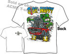 Rat Fink T-Shirt Sick But Happy Big Daddy Shirt 69 Camaro 1969 Sz M L XL 2XL 3XL
